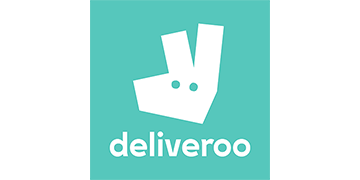 Logo for Deliveroo
